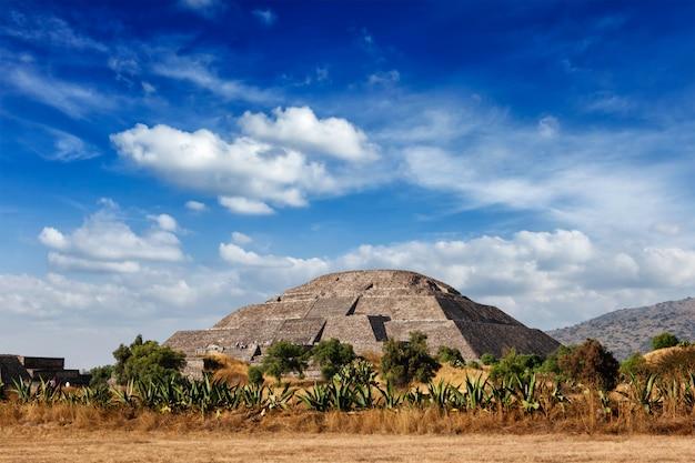 테오 티우 아칸 피라미드, 멕시코