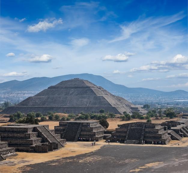 테오 티우 아칸 피라미드