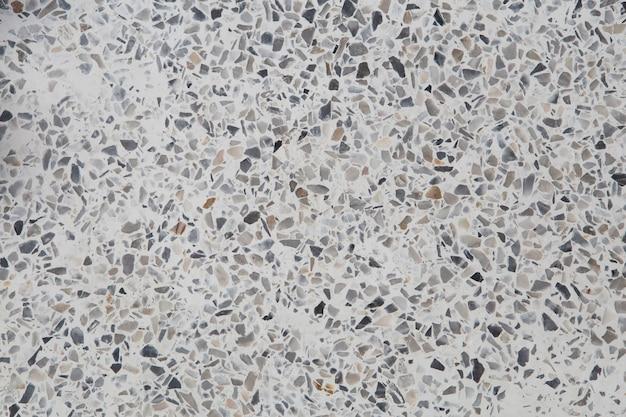 Terrazzo floor texture or background.