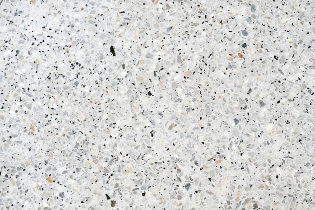 Terrazzo polished stone floor and wall background