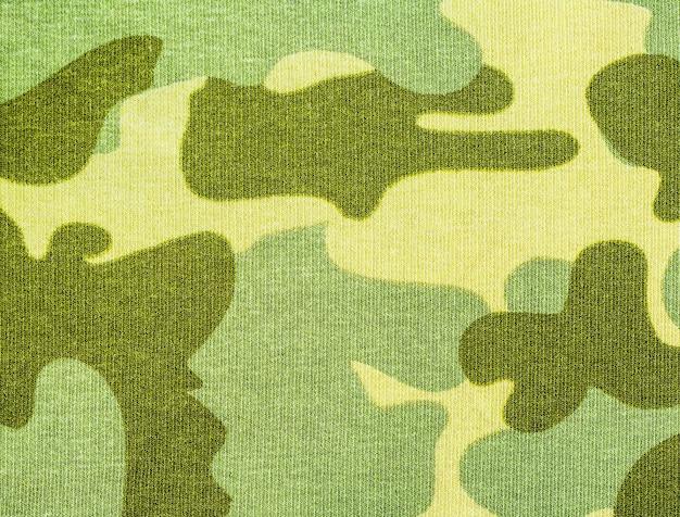 Textile camouflage uniform