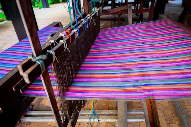 タイの繊維生産