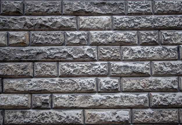 Текстурный фон старой каменной стены из известняка