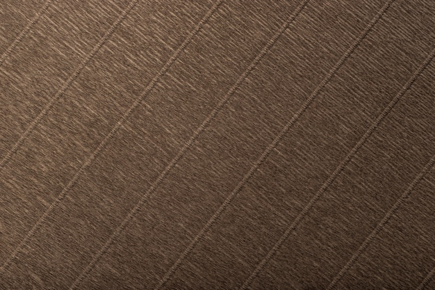 Textural of bronze of wavy corrugated paper