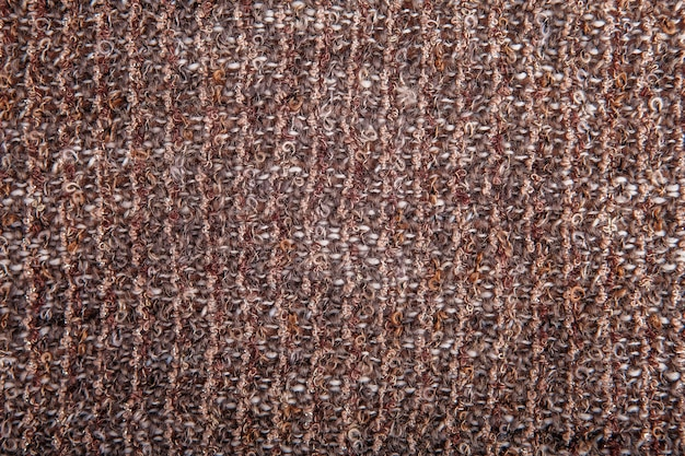 Textural of melange  fabric with lurex thread