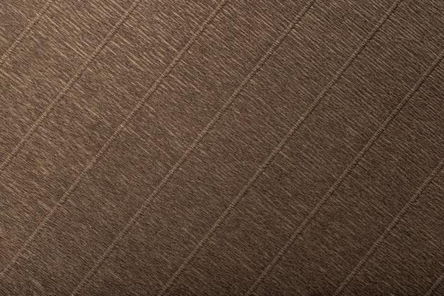 青銅色の段ボール紙のテクスチャ