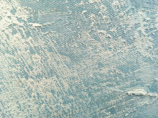 Texture of abstract art background blue color.