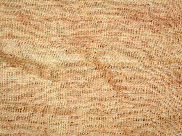 Texture background brown sackcloth for design
