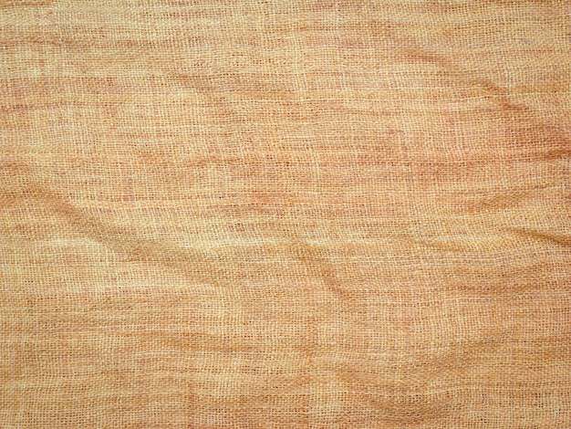 Texture background brown sackcloth