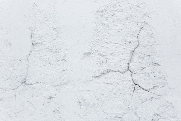 Texture and background crack in old concrete wall repair and construction