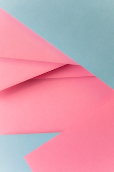 Texture background of fashionable pastel colored paper