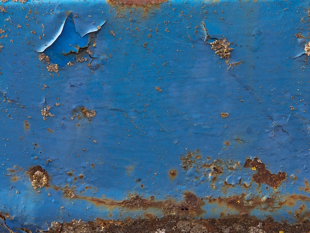 Texture background of grunge, rusty iron with black stains