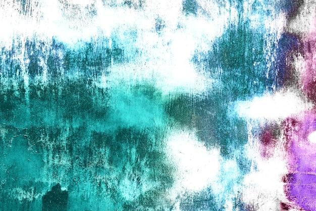 Текстура фон металлической стены с трещинами и царапинами