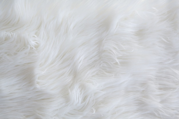 Texture and background pile of plaid from fur or fur skin