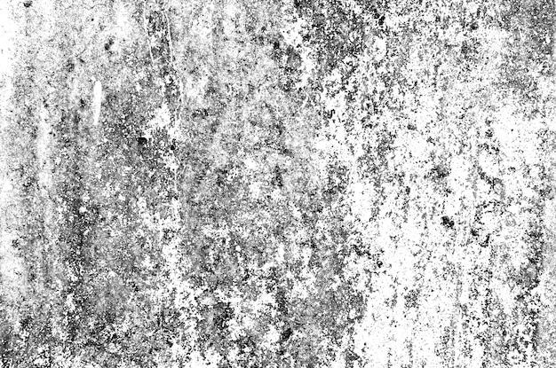 黒と白の質感の抽象的なグランジスタイル