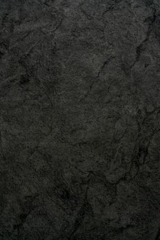 The texture of black rough stone. abstract dark background.