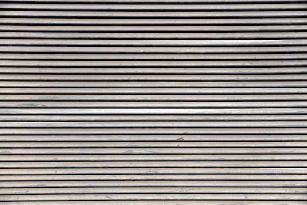 Trama di linee bianche e nere