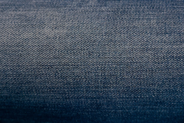 Texture blue jeans detailed background