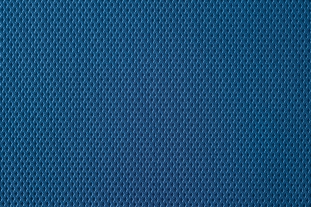 Texture of blue rubber