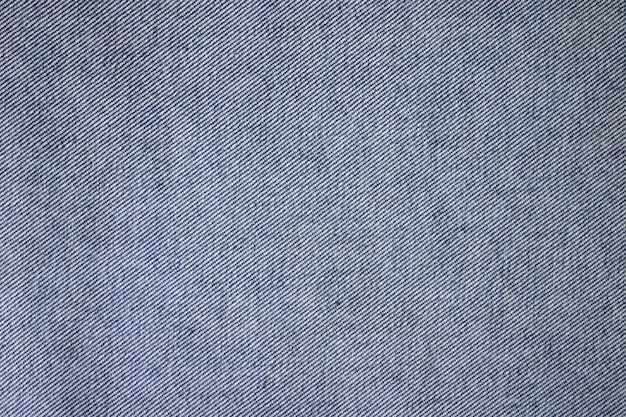 Texture of blue wool fabric.