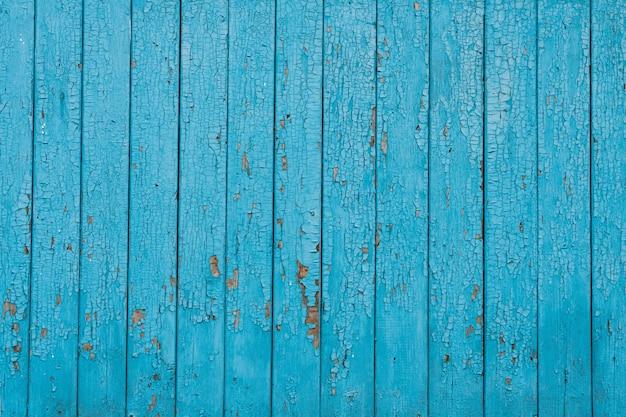파란색 페인트로 칠해진 텍스처 보드