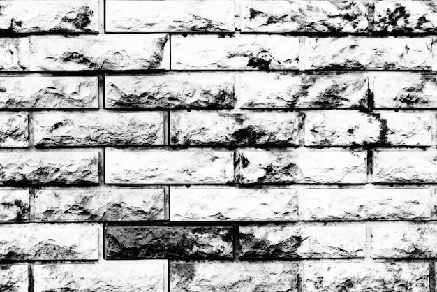 질감, 벽돌, 벽 배경입니다. 긁힘 및 균열이있는 벽돌 질감