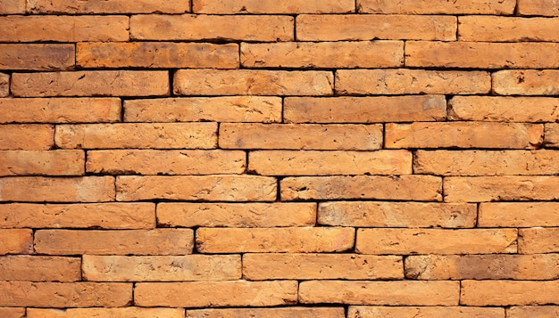 Texture of brick wall background.