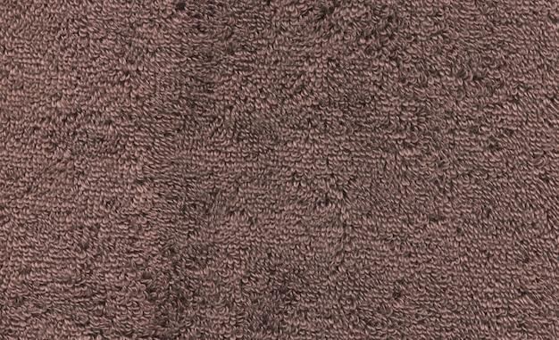 Texture brown towel
