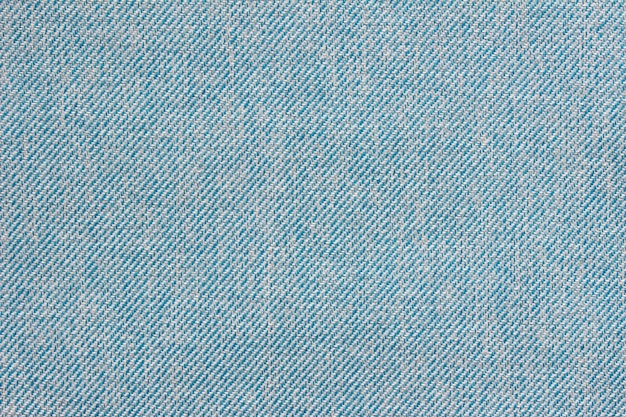 Texture of classical blue fabric cloth textile material