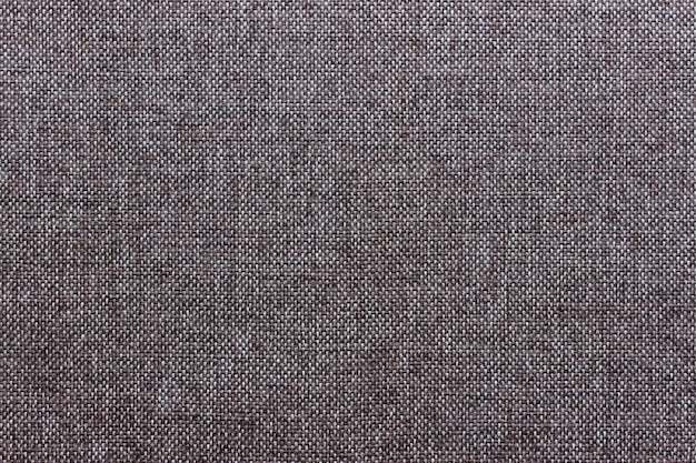 Texture of classical brown fabric cloth textile material