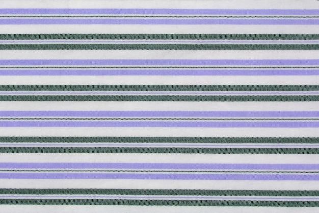 Текстура хлопчатобумажной ткани. фон абстракция фабрика текстильный материал заделывают. для пошива