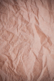 Texture crumpled paper background.