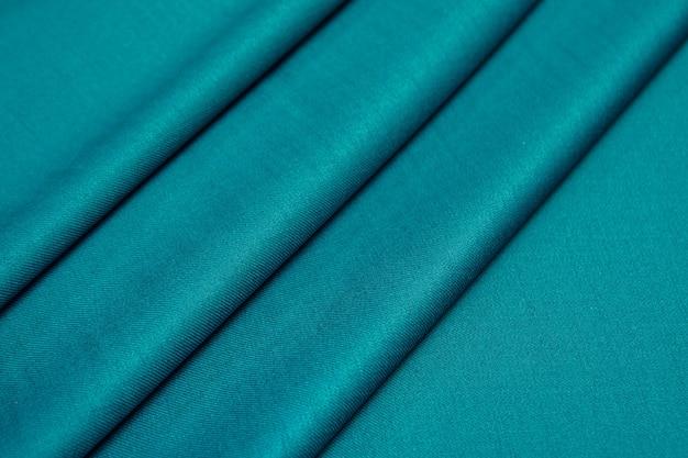 Текстурный дизайн, бирюзовая ткань