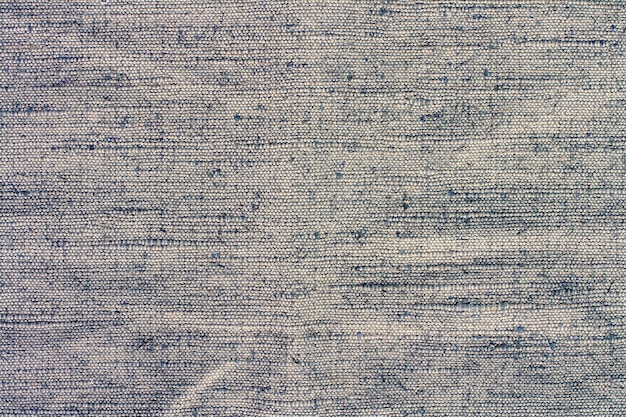 The texture of the fabric with textured stitches