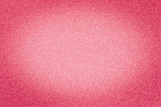 Texture of granite scarlet color with small dots, with vignetting, use background.