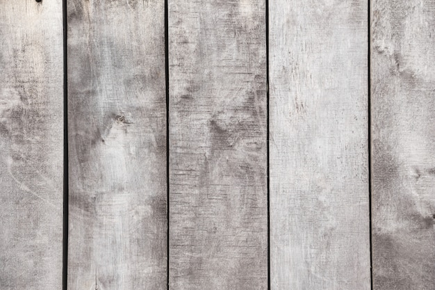Texture of gray gray fence boards.