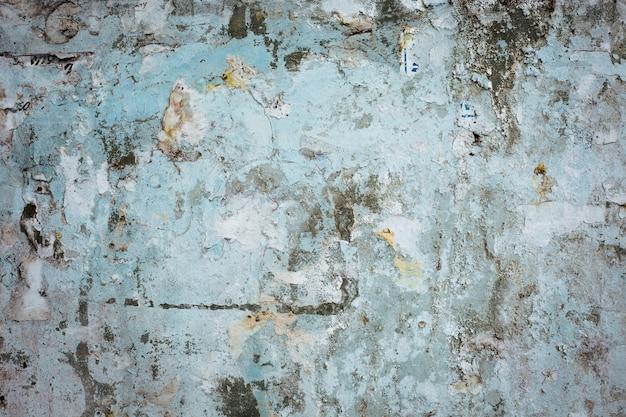 Текстура гранж фон бетонной каменной стеной с краской серого цвета