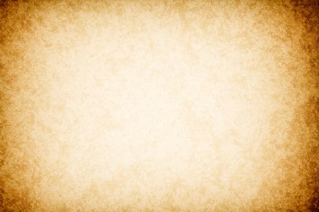 Текстура гранж, коричневый фон, в возрасте, винтажная рукопись, текстура бумаги бежевый