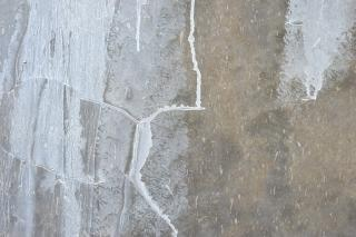 Texture of half painting