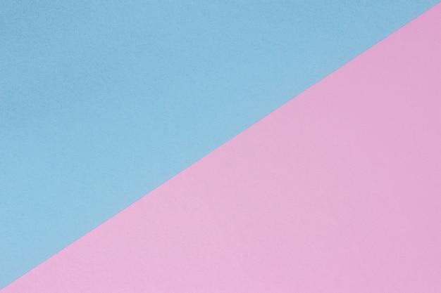 Текстура тяжелой бумаги, абстрактный розовый и синий фон