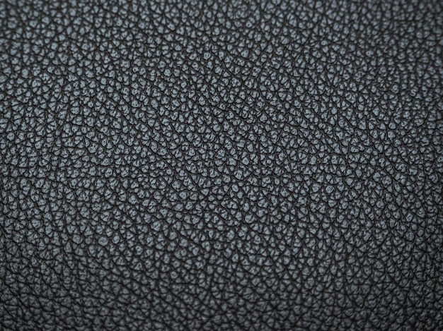 Texture of the leather black. abstract leather texture with the blur.