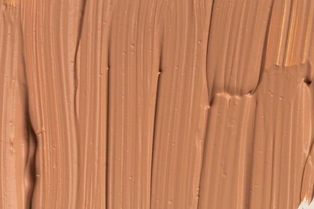 Texture of liquid foundation background