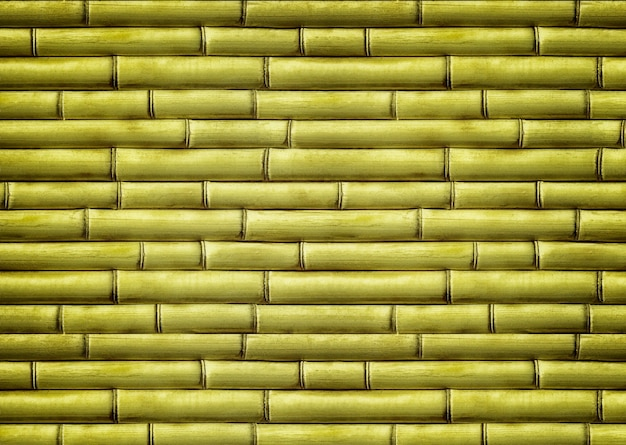 Texture  nature  background, color old  material,  wood, green bamboo texture