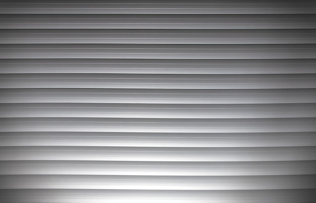 Texture of new blinds office. close up