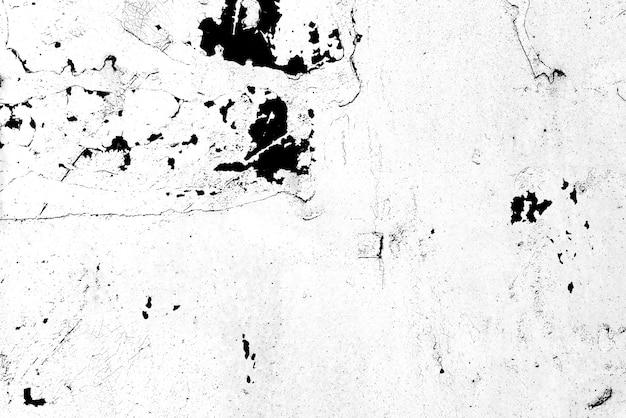 ひびや傷の背景を持つ金属壁のテクスチャ