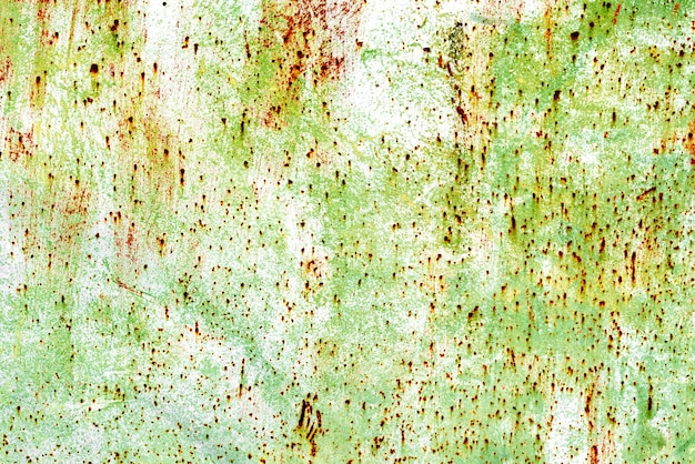 Текстура металлической стены с трещинами и царапинами