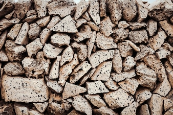 Texture of a stone wall as a background or texture.  A typical wall of Menorca island.
