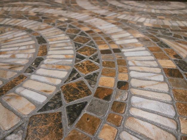 石の壁のテクスチャ。インテリア石垣デザイン