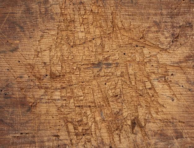 非常に古い茶色の木のテクスチャ、フルフレーム、デザイナーの背景
