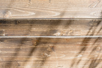 Texture of a wall of old wooden boards for background use